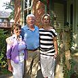 Joan, Birge, and Ann