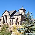 A beautiful Catholic Chapel in the Rockies