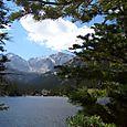 Mills Lake - RMNP