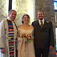 Wedding of Gary and Traci Pierson