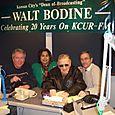 Interfaith Conversation on the Walt Bodine Show