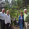 David, Ann, Joan and Birger (my brother)