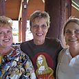 Nancy, Sharon, and Jane