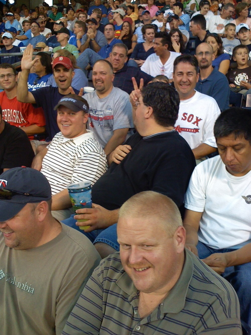2007 ASM  - Attending a Royals Game