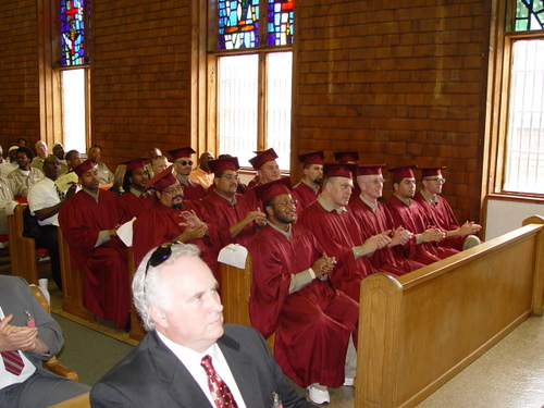 Spiritual Guide and graduation class